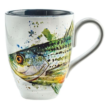 Striped Sea Bass Mug