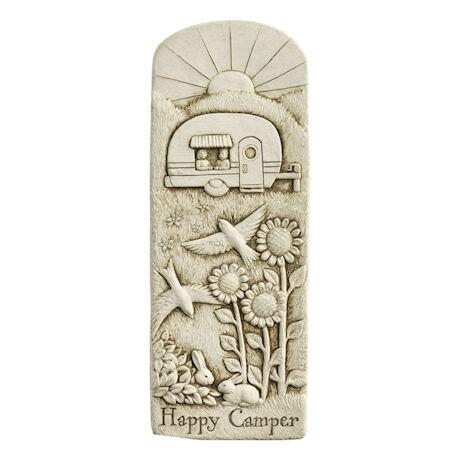 Happy Camper Plaque