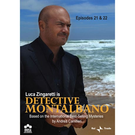 Detective Montalbano Episodes 21-22 DVD