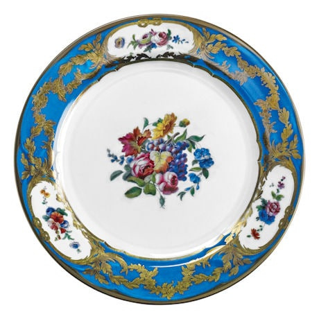 Royalty Tin Plates