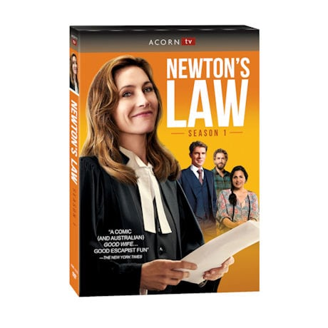 Newton's Law, Season 1