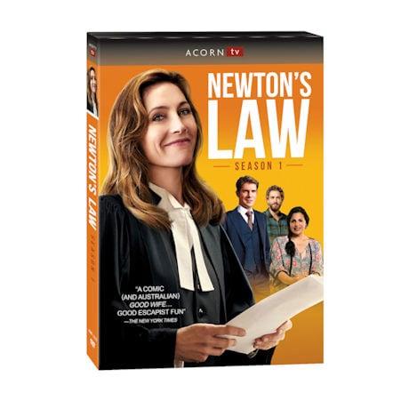 Newton's Law, Season 1 DVD