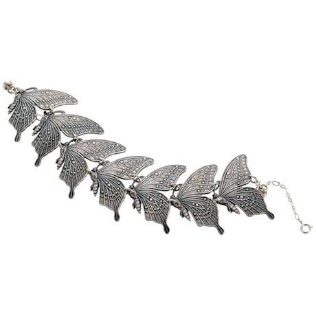 Art Nouveau Butterflies Bracelet