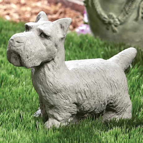 Scottie Sculpture