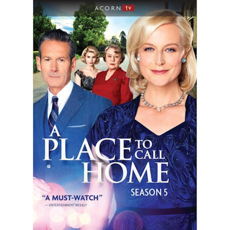 A Place to Call Home: Season 5 DVD