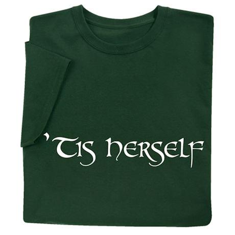 'Tis Herself Shirt