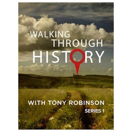 Walking Through History with Tony Robinson: Series 1