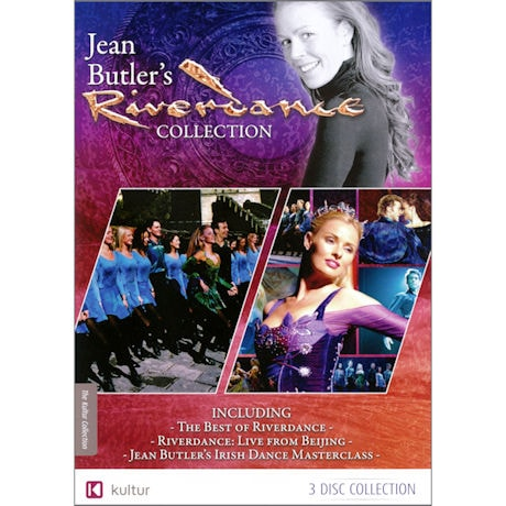 Jean Butler's Riverdance Collection