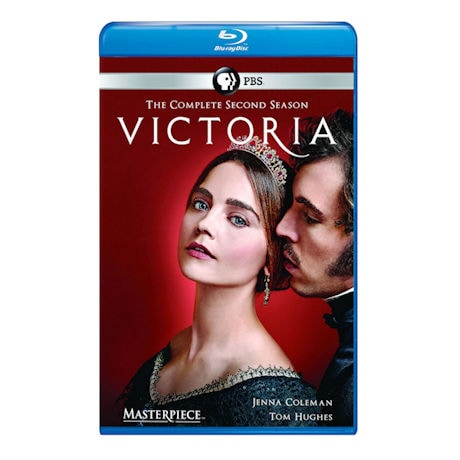 Victoria Season 2 (UK Edition) DVD & Blu-ray
