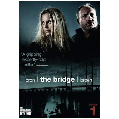 The Bridge: Season 1 DVD
