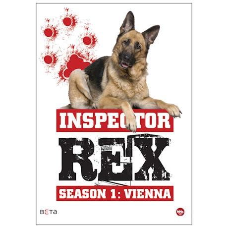 Inspector Rex: Season 1 DVD