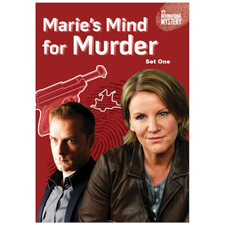Marie's Mind for Murder: Set 1 DVD