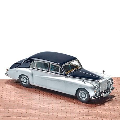 Classic British Motor Cars: Rolls Royce