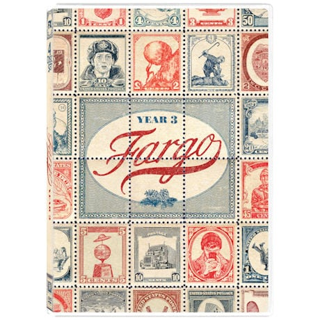 Fargo: Season 3 DVD