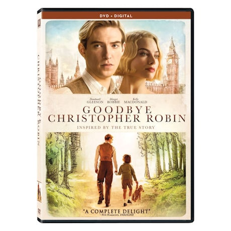 Goodbye Christopher Robin DVD & Blu-ray