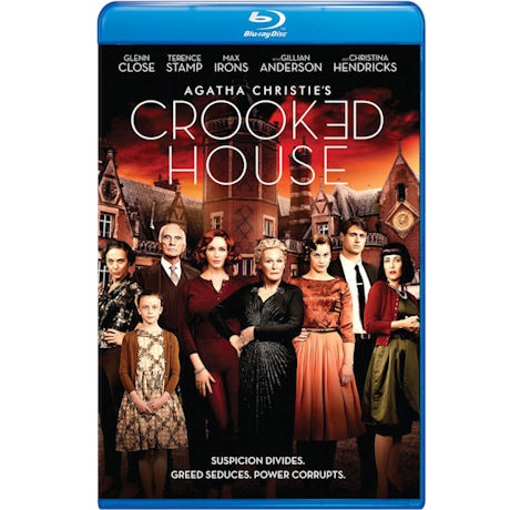 Agatha Christie's Crooked House (2017) - DVD & Blu-Ray