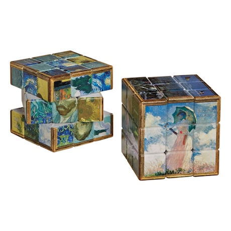 Monet and van Gogh Masterpiece Puzzles