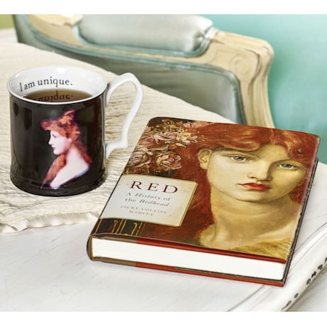Red: A History of the Redhead - Mug