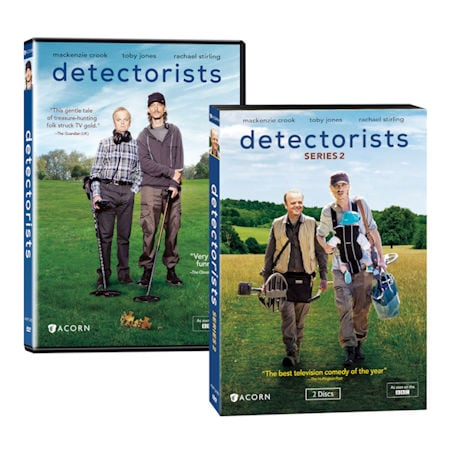Detectorists: Series 1 and 2
