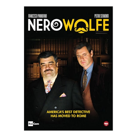 Nero Wolfe DVD