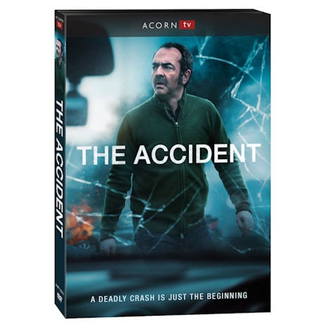 The Accident DVD