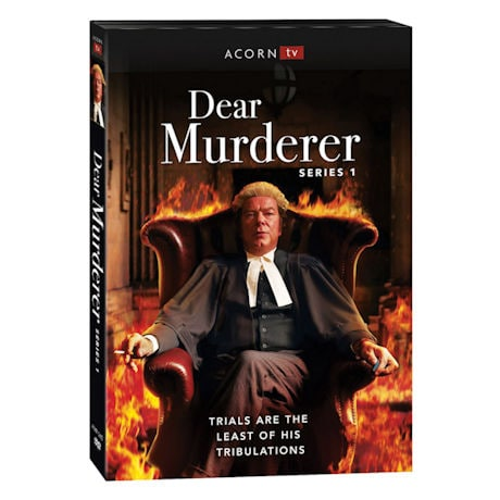 Dear Murderer, Series 1 DVD