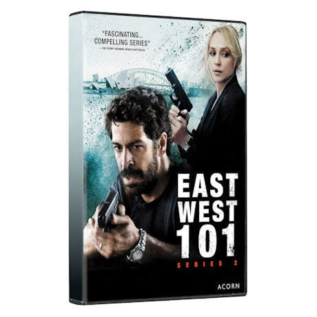 East West 101: Series 2 DVD