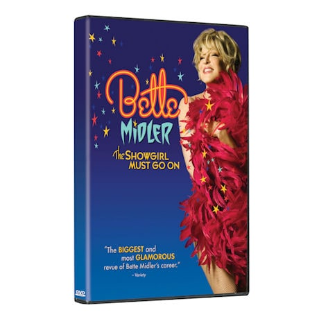 Bette Midler DVD & Blu-ray