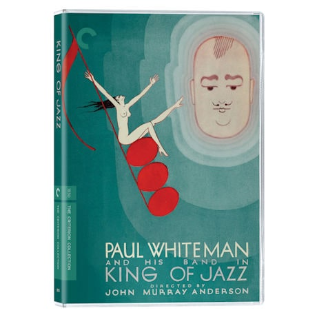 The Criterion Collection: King of Jazz Blu-ray