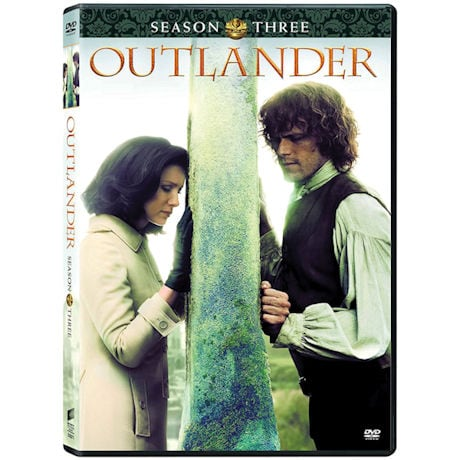 Outlander Season Three DVD