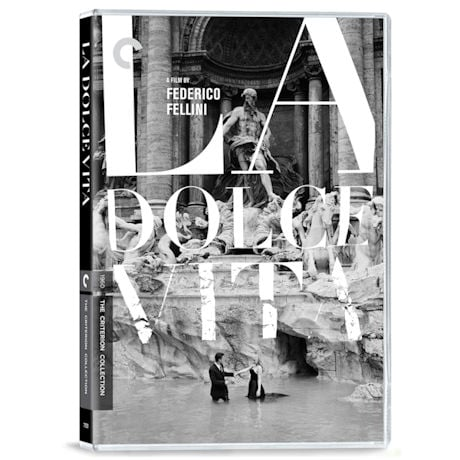 The Criterion Collection: La Dolce Vita DVD