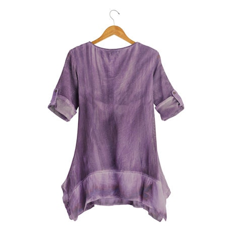 Dreamy Tunic with Scarf
