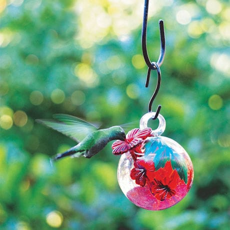 Droplet Hummingbird Feeder