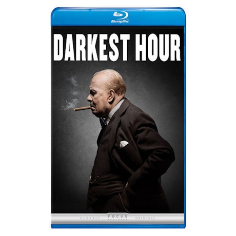 Darkest Hour DVD & Blu-ray