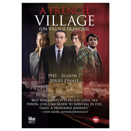 A French Village Season 7 Series Finale DVD