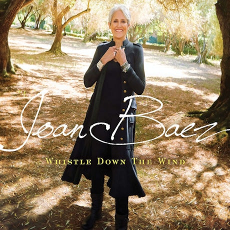 Joan Baez: Whistle Down the Wind Audio CD