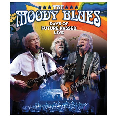 Moody Blues - Days of Future Passed Live: Vinyl 2LP
