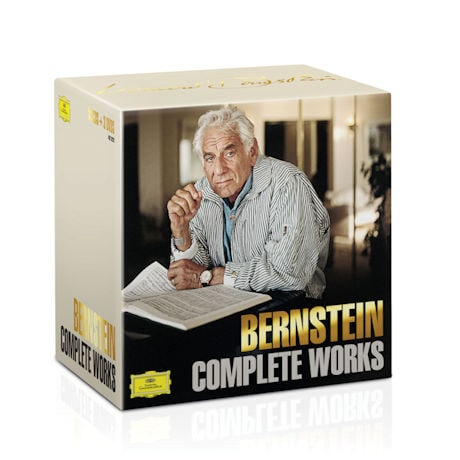 Bernstein: Complete Works CD, DVD & Blu-ray