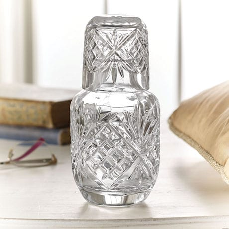 Crystal Night Carafe Set