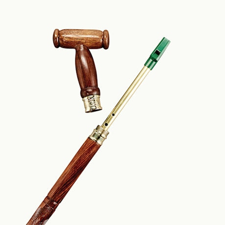 Whistle Walking Stick