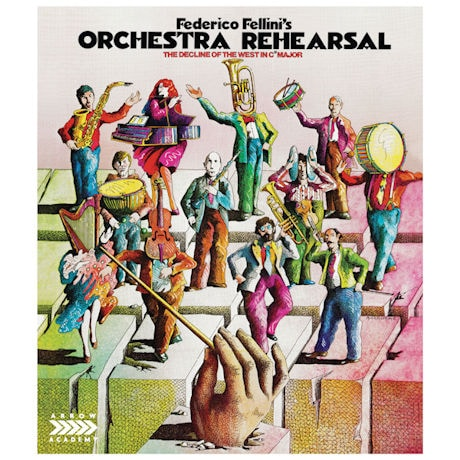 Orchestra Rehearsal Special Edition Blu-ray