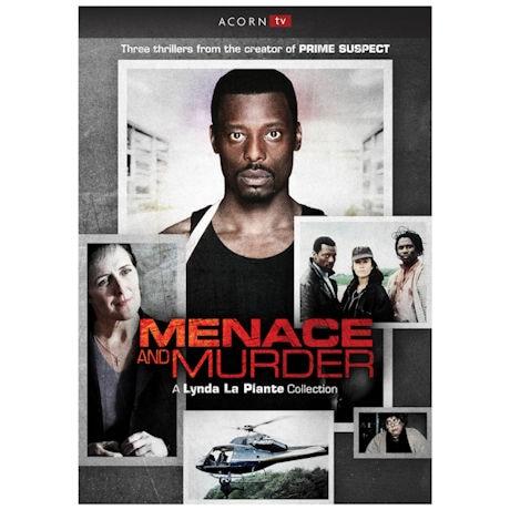 Menace & Murder: A Lynda La Plante Collection