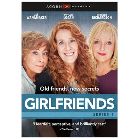 Girlfriends, Series 1 DVD