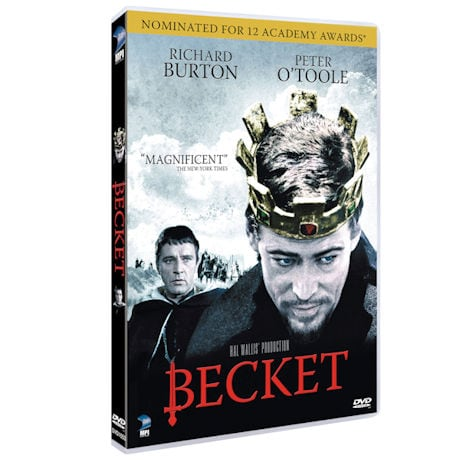 Becket DVD & Blu-ray