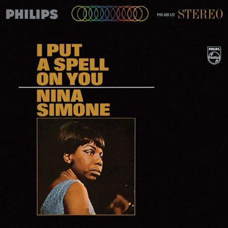 Nina Simone: I Put a Spell on You LP Vinyl Record