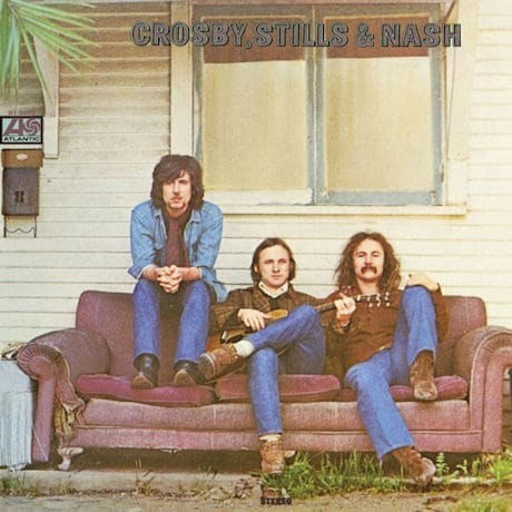 Crosby, Stills & Nash LP Vinyl Record