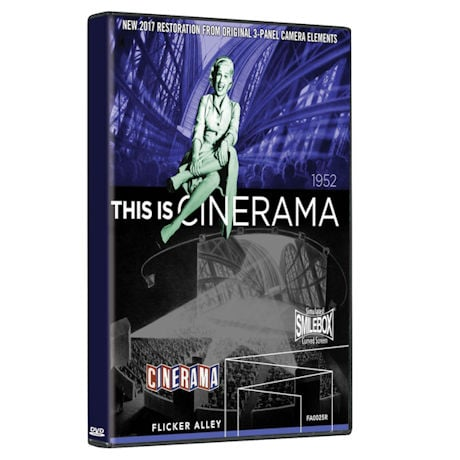 This Is Cinerama Blu-ray