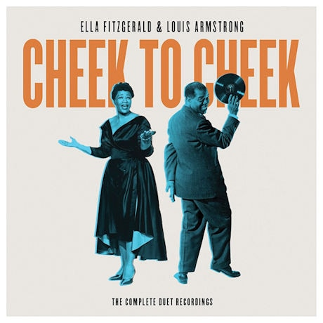 Ella Fitzgerald & Louis Armstrong Cheek to Cheek: The Complete Duet Recordings Audio CDs