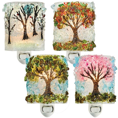Four Seasons Nightlights: Set of all 4
