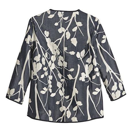 Vines Reversible Jacket